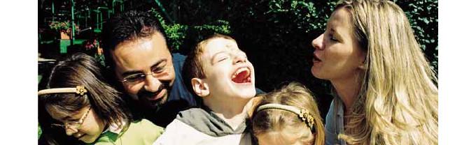 La famiglia di fronte alla disabilità
