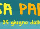 Educativa di strada di Riccione: sabato festa al parco della Pesa
